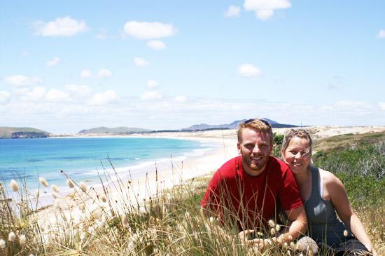 Claudi & Jere im Northland